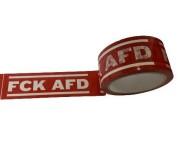 FCK AFD Klebeband