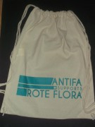 Antifa Supports Rote Flora