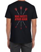 ZSK 'Make Racists Afraid Again' black
