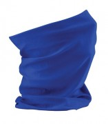 Rundschal - Morf -blau