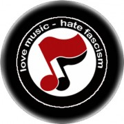love music hate fascism note