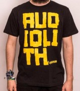 Audiolith - Blockrolle Unisex Shirt ( Fairtrade )