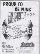 PROUD TO BE PUNK Nr. 24