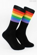 Sixblox. Socks Pride Black