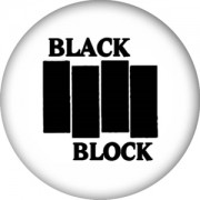 Black Block Flag