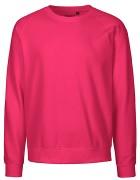 Unisex Sweatshirt Pink