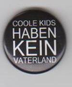 Coole Kids haben kein Vaterland