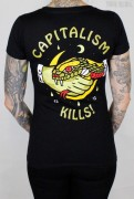 Capitalism Kills Black