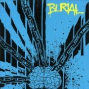 BURIAL -  Never Give Up... Never Give In LP