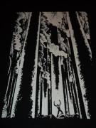 Wald aus Schornsteinen