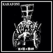KAKAFONI - death and mind LP ( limited )