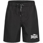 Lonsdale Shorts Beach Naunton Black