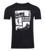 T-Shirt No Nations No Borders