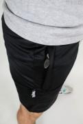 True Rebel Shorts TR Black