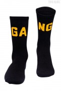 Sixblox Socks Gang Black Orange