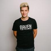 Egotronic - Raven gegen Deutschland Unisex  schwarz-weiß