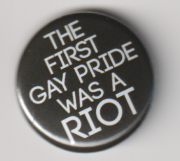 the first gay pride