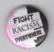 Fight Racism - Rosa
