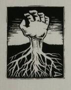 Erik Drooker-Grass Roots