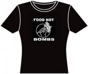 Food Not Bombs - big ( FAIRTRADE )