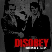 DISOBEY - Internal Affairs LP ( colored Vinyl )