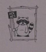 FCK NZS Waschbär
