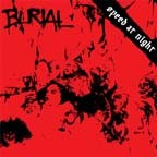 BURIAL - Speed At Night MLP