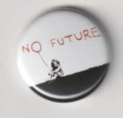 Banksy - no future
