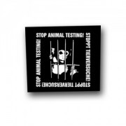 Stoppt Tierversuche! Stop Animal Testing!