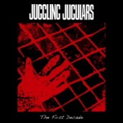 JUGGLING JUGULARS -The First Decate (1990-1999) Lp ( colored Vinyl )