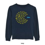 Pacbikes - Pullover (Rundhalsausschnitt)