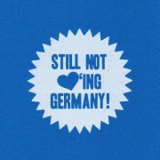 Still not Loving Germany !