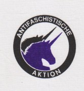 Antifaschistische Aktion unicorn
