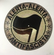 alerta- alerta Antifascista