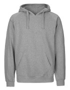 Mens Hoodie - Sports Grey