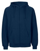 Zipper - Navy ( Fairtrade )