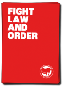 Fight Law And Order  Plakat