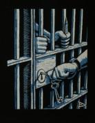 Erik Drooker-Lockdown Dissen  ( 2farbig )