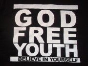 GOD FREE YOUTH ( Fairtrade )