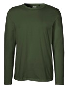 Longsleeve - Military- ( Fairtrade )