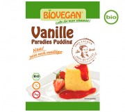 Biovegan PARADIES PUDDING Vanille,