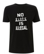 no human is illegal( FAIRTRADE )