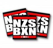 NZS BXN - 30 Aufkleber