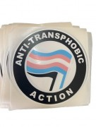Anti-Transphobic Action(rund)