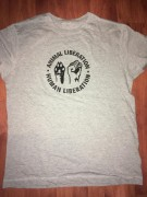 ANIMAL LIBERATION Größe -XL- ( Fairtrade )