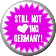Still Not Loving Germany!