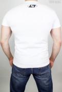 Less Talk T-Shirt Athletics White