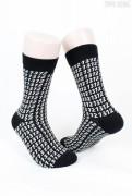 Sixblox. Socks 1312 Allover Black
