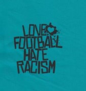 Love Football Hate Racism -NEU