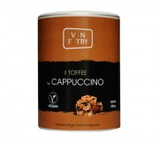 VGN FCTRY INSTANT CAPPUCCINO Toffee,